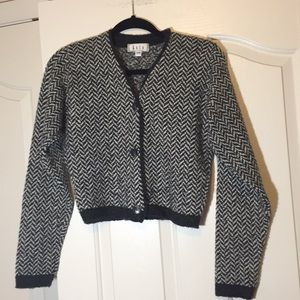 Urban outfitters KOTO Cropped Sweater Cardigan S/M